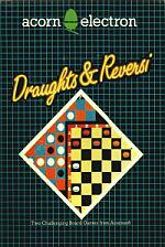 Draughts And Reversi Cassette Cover Art
