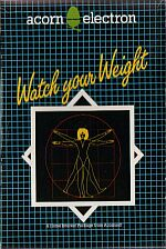 Watch Your Weight Cassette Cover Art