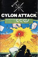 Cylon Attack Cassette Cover Art