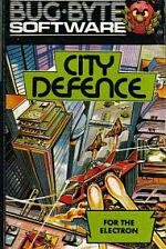 City Defence Cassette Cover Art