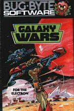 Galaxy Wars Cassette Cover Art