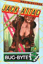 Jack Attac Cassette Cover Art