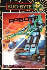 Roboto Cassette Cover Art