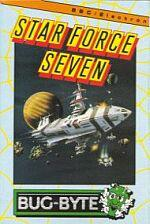 Star Force Seven Cassette Cover Art