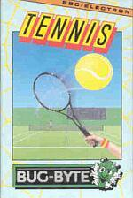 Tennis Cassette Cover Art