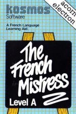 The French Mistress Level A Cassette Cover Art