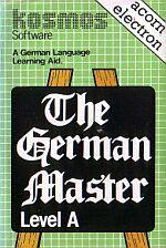 The German Master Level A Cassette Cover Art
