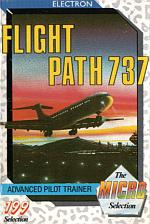 Flight Path 737 Cassette Cover Art
