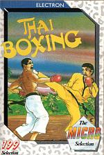 Thai Boxing Cassette Cover Art