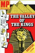 The Valley Of The Kings Cassette Cover Art