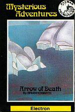 Arrow Of Death Part 1 Cassette Cover Art