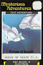 Arrow Of Death Part 2 Cassette Cover Art