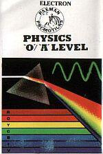Physics 'O' Level Cassette Cover Art