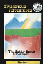 The Golden Baton Cassette Cover Art
