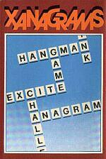 Xanagrams Cassette Cover Art
