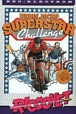 Brian Jacks' Superstar Challenge Cassette Cover Art