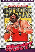 Geoff Capes Strongman Cassette Cover Art